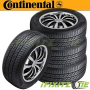 4 Continental Truecontact Tour All-season Touring Performance 185/65r15 88t Tire