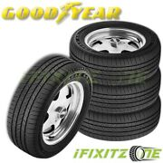 4 Goodyear Eagle Ls2 245/50r18 100v Rof All-season M+s Rated Grand Touring Tires