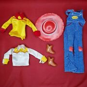 Rare Disney Pixar Toy Story 2 Jessie The Cow Girl Collector Doll Clothes Hat Set