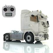 Lesu Metal Scania Chassis Sound Hercules Cabin 44 1/14 Rc Tractor Truck Radio