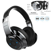 Deep Bass Bluetooth Headphones Stereo Headset Earphone For Iphone Android New