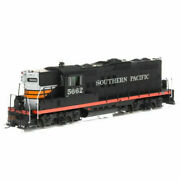 Athearn Genesis Ho Emd Gp9 Southern Pacific Sp 5662 Dcc/snd Led