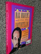 Max Maven's Book Of Fortunetelling Excellent Condition