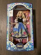 Disney Alice In Wonderland Limited Edition Doll Mary Blair 70th Anniversary