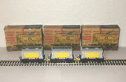 Vintage Oo / Ho Airfix Cement Wagon Model Lot Complete Series 1 Painted
