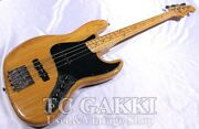 Fender 1982 Jazz Bass Used Electric Bass