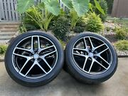 21andrdquo Amg Mercedes Benz Oem Wheels And Tires Gle Coupe Gle450 Gle43 2016 2017 2018