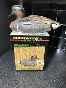 Cherokee Sports Decoys Fusion Series 6 Pack Green - Winged Teal Duck Hunting