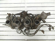 Alfa Romeo Spider Gtv Used Spica 2l Intake Manifold With Injectors And Fuel Pipes