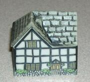 Wade Ceramics - Miss Prune's House, Whimsey-on-why Series 1985
