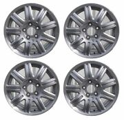 4 Qty - 16 2004 2005 2006 2007 Chrysler Town And Country Alloy Wheel Rim 2211