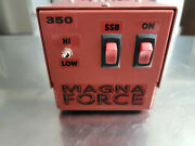 X Force Magna Force 350 With Toshiba 2sc2879 Transistors Biased With Ssb Switch