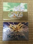 Pokemon Special Gold And Silver Postcard Set Illustrated By Keiko Fukuyama Japan