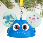 Disney Parks Finding Dory Ear Hat Ornament Finding Nemo Brand New With Tags
