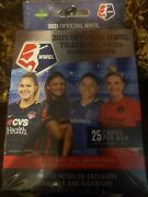 2021 Official Nwsl Trading Cards Premier Edition Box