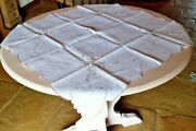Vintage Small Square White Linen Tablecloth Broderie Anglaise Embroidery 34