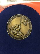 """1978 Coin/medal """"honoring Our American Veterans""""and""""preserving American Freedom"""""""