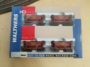Walthers Ore Cars Union Pacific 4 Pack