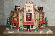Coca Cola Main Street Collection Stadium Pre-owned In Box