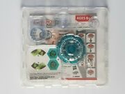 2009 Beyblade Metal Fusion Counter Leone D125b Blue Limited Exclusive Hasbro