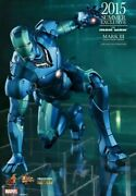 Hot Toys Mms314 D12 Iron Man Mark Iii Stealth Mode Sideshow Exclusive
