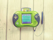 Leap Frog Leapster 2 Learning System W/17 Games And Carrying Case Tested