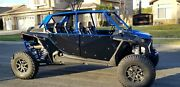 Polaris Rzr Xp 1000 4 Seat Roll Cage Complete Powder Coated And Install Ready