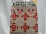 Big Book Of Quick Rotary Cutter Quilts By Pam Bono Designs - Hardcover Mint
