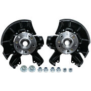 1 Pair Wheel Hub Bearing And Knuckle For Vw Beetle Golf Jetta 1998-2010 698375