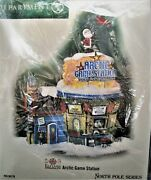 Dept 56 - North Pole Series - Arctic Game Station 56.566779 - Mint In Box