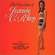 Jeannie C. Riley - Very Best Of Jeannie C Riley - Cd - Mint Condition - Rare