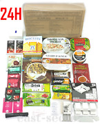 French Army Mre Rcir 24h Military Food Ration Meal Combat Daily Pack Menu 3a