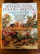 Complete Book Of Houseplants And Indoor Gardening By Rh Value Publishing Mint