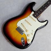 Fender Japan/ St62-70tx Secondhand Musical Instruments Electric Guitar Made In