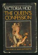 Queen's Confession By Victoria Holt And Philippa Carr - Hardcover Mint Condition