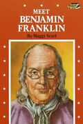 Meet Ben Franklin Step-up Biographies By Maggi Scarf Mint Condition