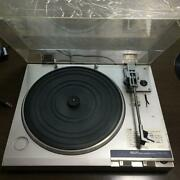 Sony Stereo Turntable Ps-150 Record Player Free Shipping Japan W/tracking. K3414