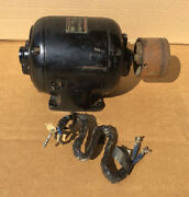 Vintage Master Motor For Woodworking Machinery Co. – ½ Hp - Untested