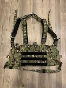 New Eagle Industries Aor2 Multi Mission Chest Rig Mmcr - Nsw