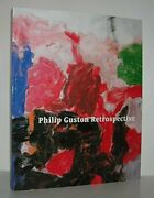 Philip Guston Retrospective By Michael Auping Excellent Condition
