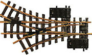 Lgb G Scale Track System - Electric Turnout - R1 - 30 Degrees - Three-way