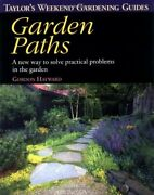 Taylorand039s Weekend Gardening Guide To Garden Paths A New By Gordon Hayward Vg+