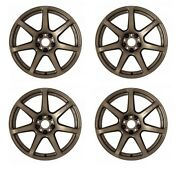 Work Emotion T7r 18x10.5 +22 +12 5x114.3 Ahg From Japan [order Products]