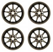 Work Emotion D9r 18x10.5 +23 +15 5x114.3 Ahg From Japan [order Products]