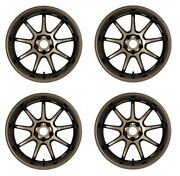 Work Emotion D9r 19x10.5 +30 +23 +15 5x114.3 Ahg From Japan [order Products]