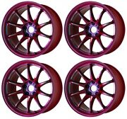 Work Emotion Zr10 18x9.5 +38 +30 +22 +12 5x114.3 Arr From Jp [order Products]