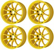 Work Emotion Zr10 18x10.5 +22 +12 5x114.3 Uy From Japan [order Products]