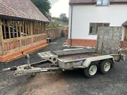 Indespension Plant Trailer / Like Ifor Williams /