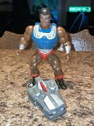 Clamp Champ Vintage Masters Of The Universe Complete See Description