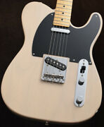 Tokai Vintage Series Ate118 White Blonde With Soft Case Ships Safely From Japan